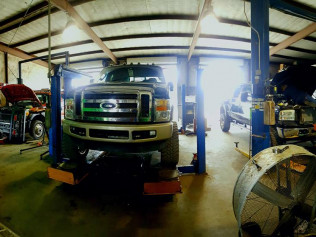 heavy duty repairs Minden, DeRidder and Lake Charles, LA