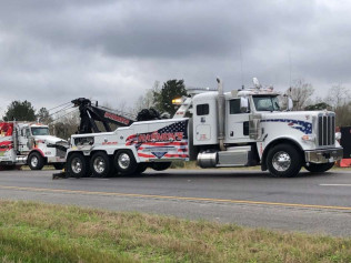 Towing Services in Minden, DeRidder and Lake Charles, LA