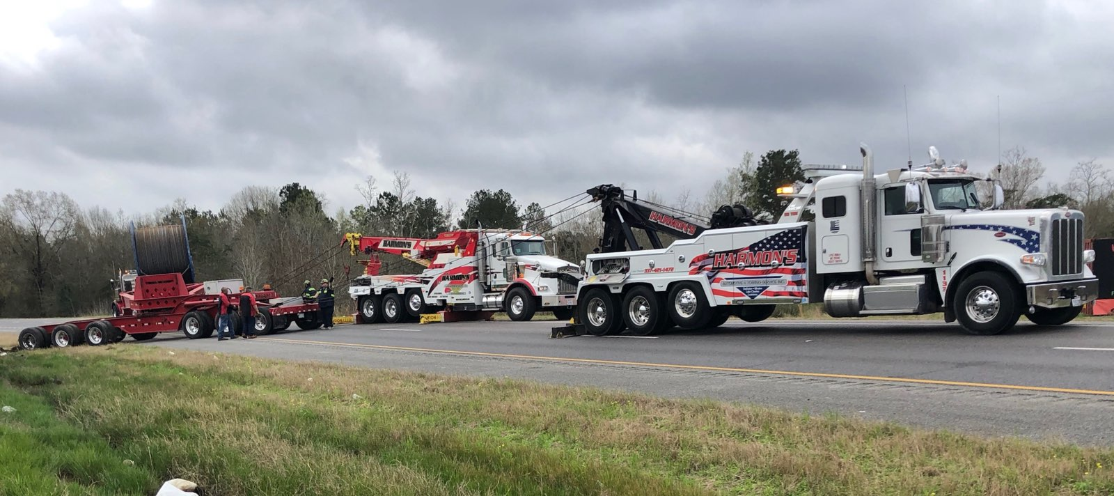Towing and Recovery in Minden, DeRidder and Lake Charles, LA
