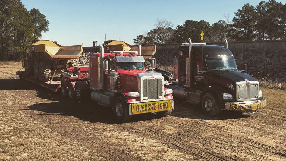 Hauling Services in Minden, DeRidder and Lake Charles, LA